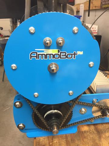 AmmoBot ® Dillon 1050 Auto Drive Rev3 [AMMOBOTMK1R3] - $1,499 00
