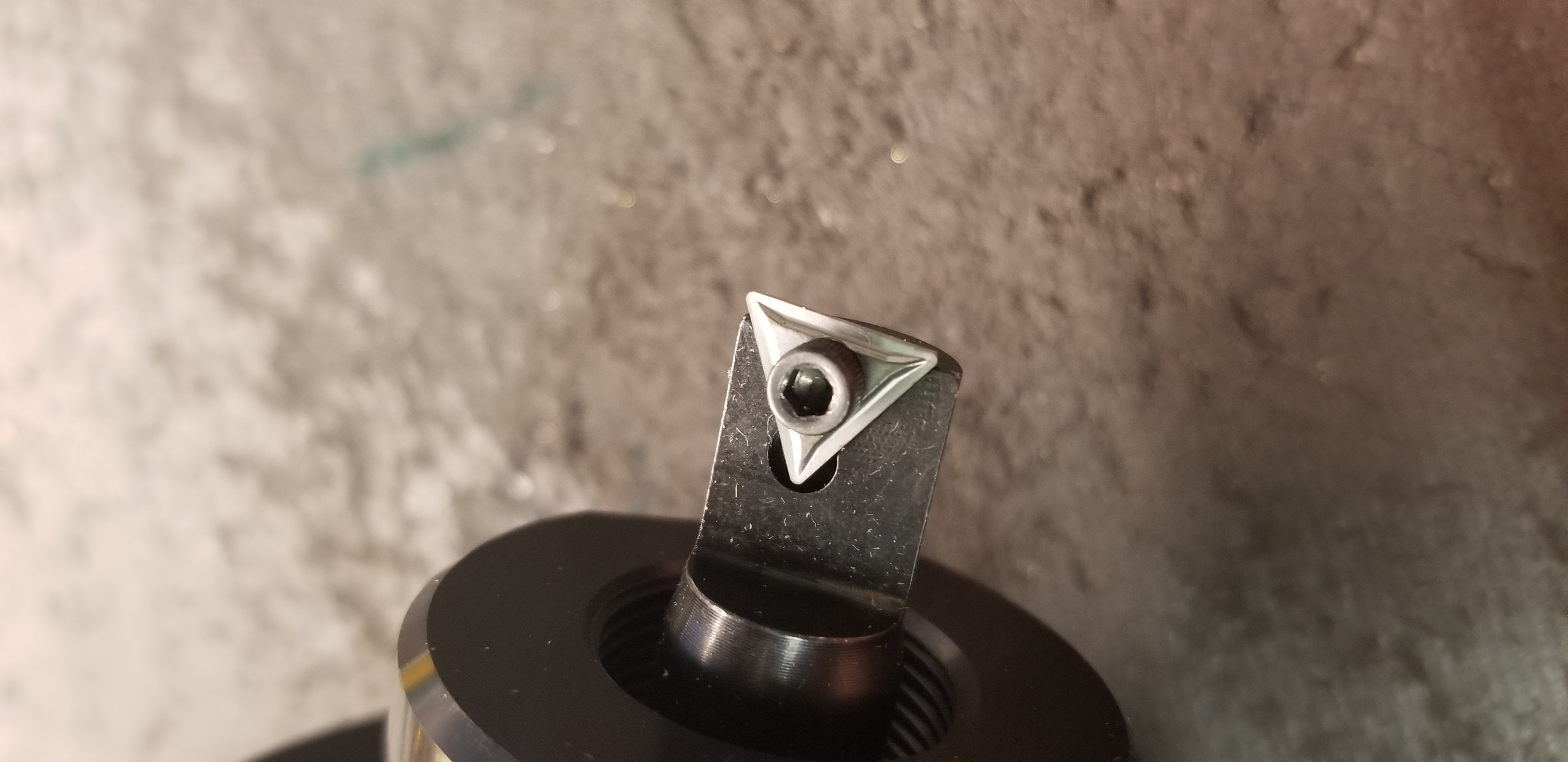 Improved Carbide Turning Insert for RT1500