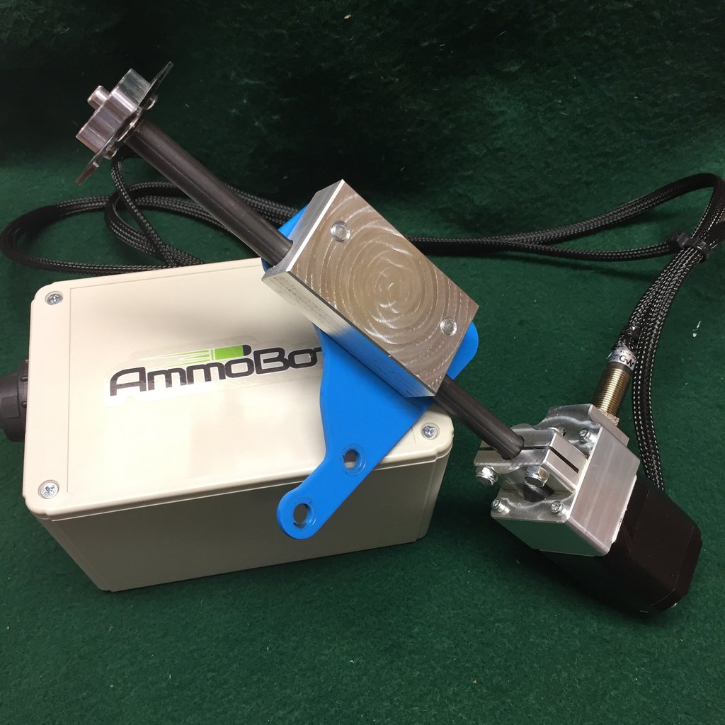 AmmoBot ® Case Extraction Unit